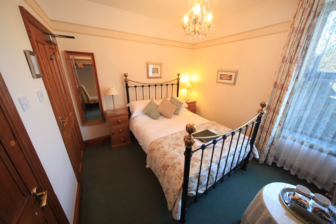 Another view of Room 2   double en suite accommodation. Elm Tree Lodge guesthouse   high quality B B accommodation in Keswick