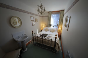Room 4 is a double room with a fantastic new bed.